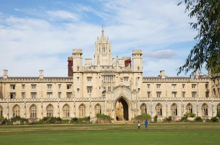 St John Collge, University of Cambridge, New Court  photo