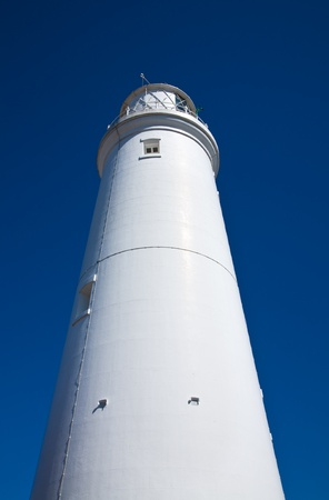 southwold: Lighthouse in Southwold; Suffolk; East Anglia; England; UK Stock Photo