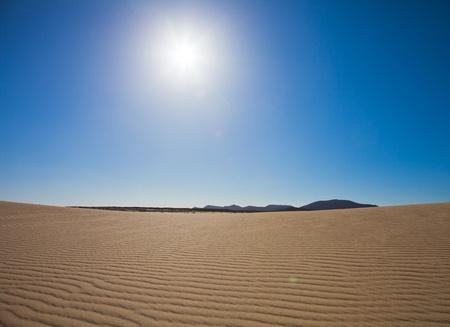 sand pattern photo