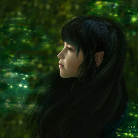 profile: forest elf