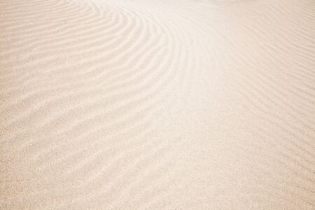 abstract sand and wind pattern Stock Photo - 14047603