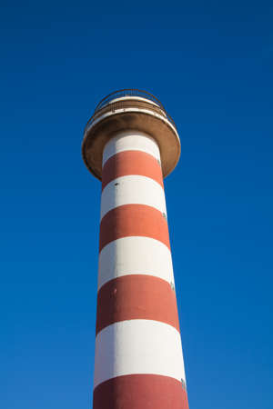 Toston lighthouse close to El Cotillo, Fuerteventura Stock Photo - 15802964