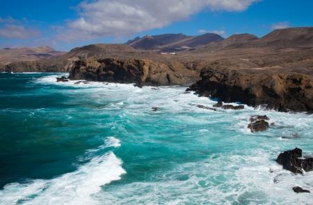 La Pared, fuerteventura; Canary Islands Stock Photo - 17540521