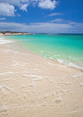 Fuerteventura, grandes playas (big beaches) arong Corralejo photo