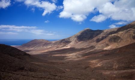 siete: Southern Fuereteventura , Barranco de Gran Valle