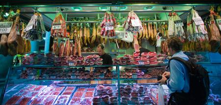 josep: Barcelona, Mercat de Sant Josep, La Boqueria