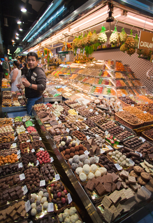 boqueria: Barcelona, Mercat de Sant Josep, La Boqueria
