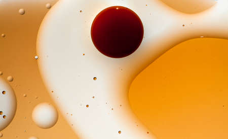 oil and balsamic vinegar abstract background photo