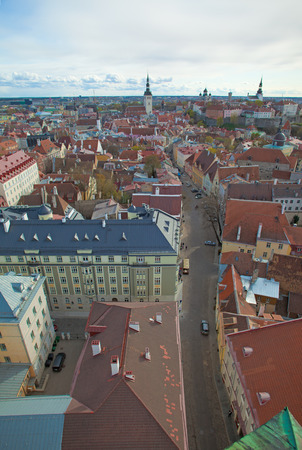Tallinn, Estonia, May 2014 photo
