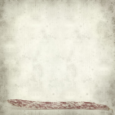 textured old paper background with beans Stock Photo - 29547401