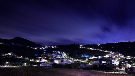 carl: Gran Canaria, Marzagan at night