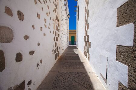 Aguimes, Gran Canaria, best example of traditional Canarian hill own
