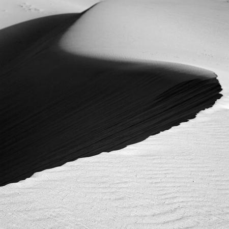 corralejo: Northern Fuerteventura, Canary Islands, nature reserve Dunes of Corralejo Stock Photo