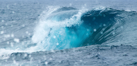 olas de mar: poderosas olas del mar de frenado fondo natural