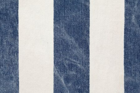 faded: faded denim and white stripe canvas fabric background