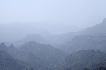 reduces: Gran Canaria, weather conditions called Calima, when dust-laden Saharan Air Layer passes over the Islands and reduces visibility