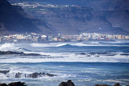 Gran Canaria, north coast, Banaderos - Quintanilla area