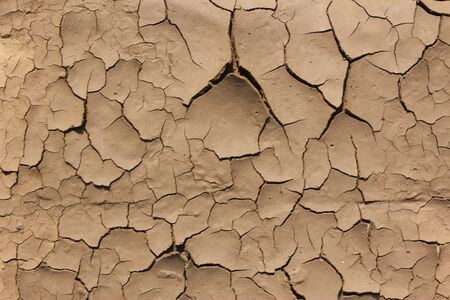 dry land background, texture and pattern
