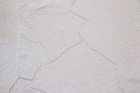Wall crack background, gray wall background