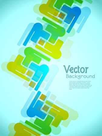 abstract modern designed colorful background  Vector