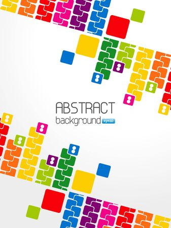 Abstract modern designed background.  Vector