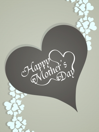beautiful background for mothers day Vector