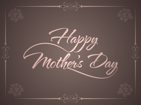mothers day background: beautiful background for mothers day.