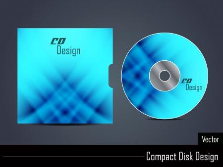 record cover: CD cover design