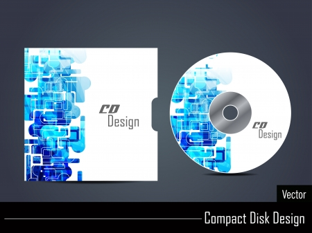 cd label: CD cover design