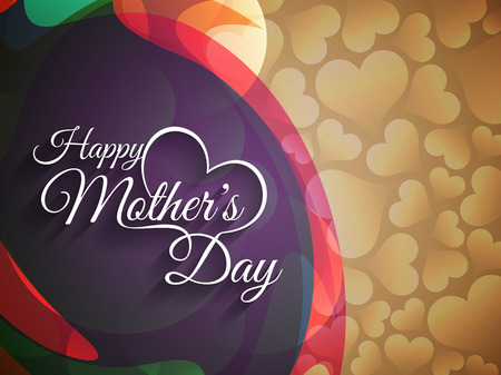 day care: Beautiful mother s day Background design