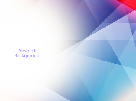Colorful futuristic vector background design with polygonal shapes.