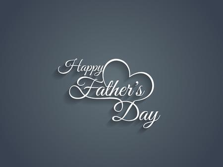 Gelukkig Fathers Day achtergrond