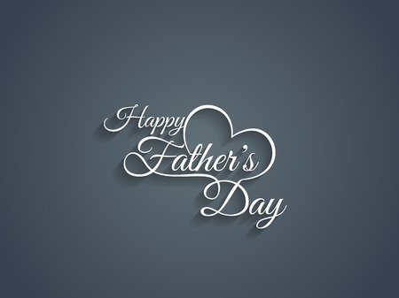 happy fathers day card: Happy Fathers Day background