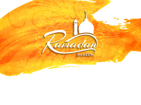 design background: Ramadan Kareem background design.