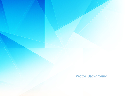 blue background abstract: Elegant blue color background with polygonal shapes.