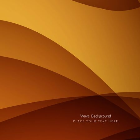 creative background: Abstract beautiful wave background. Illustration