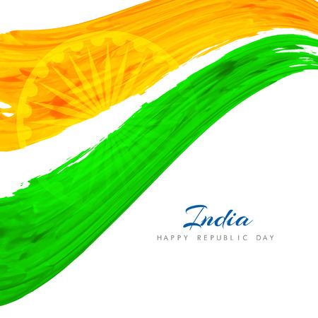 indian flag: Indian flag theme background design