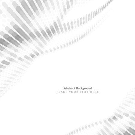 modern background: Abstract grey modern background design Illustration