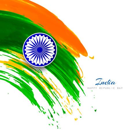 asoka: Indian flag design