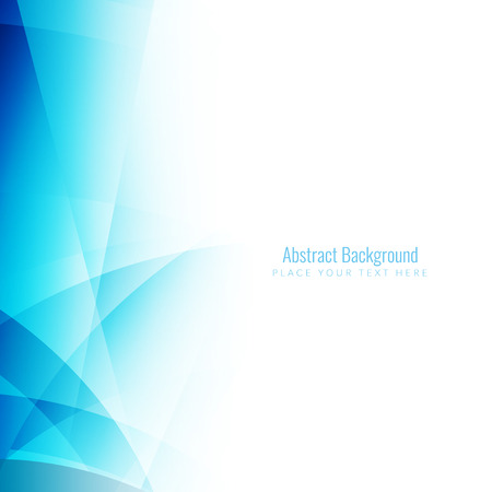 dynamic: Abstract blue wave background