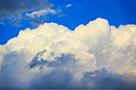 Clouds Blue White Imagens