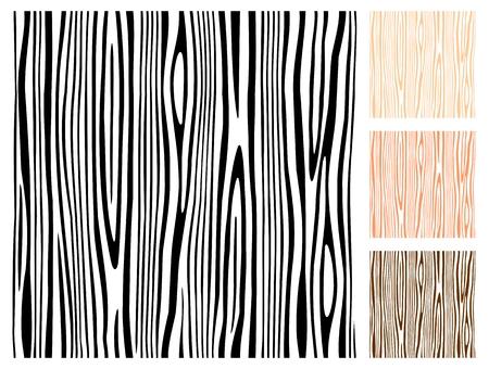 Textura de madera editable