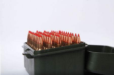 artillery shell: ammunition carrier varmint bullets