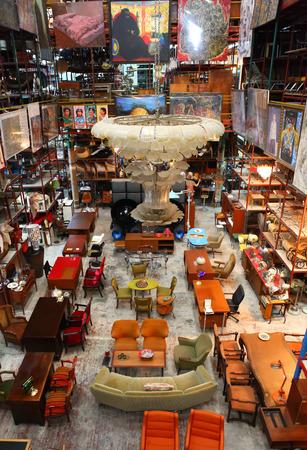 furniture shop: Vintage furniture shop