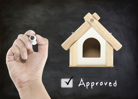 Home loan approved