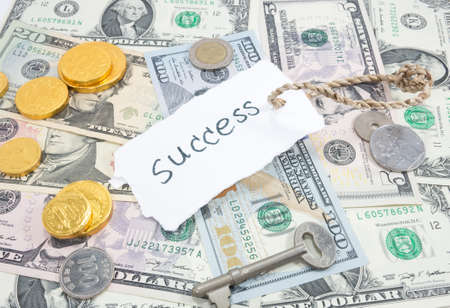 sucessful: Sucessful concept Stock Photo