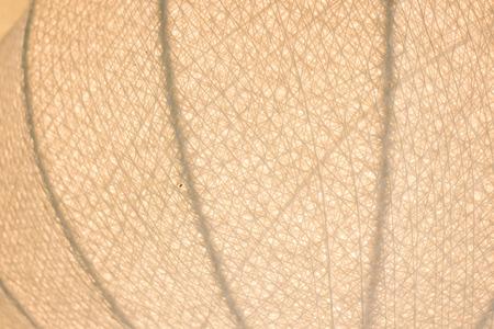 lamp shade: closeup lamp