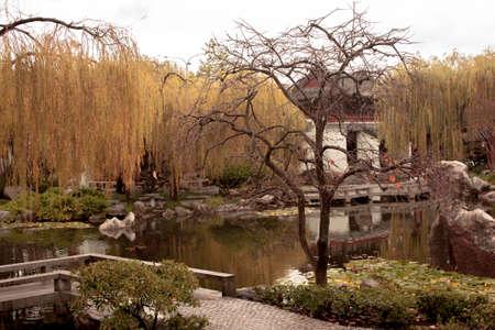 Chinese Garden of Friendship photo