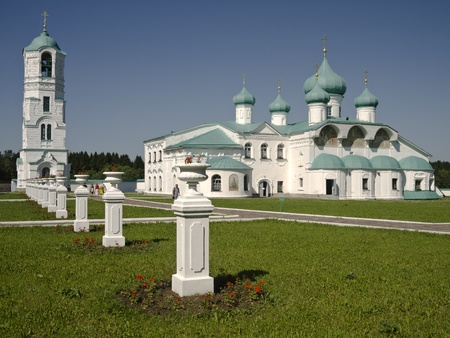 Holy Trinity Monastery of Svirsky the Transfiguration Cathedral photo