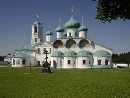 Holy Trinity Monastery of Alexander Svirsky photo